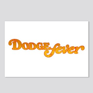 Dodge Fever Postcards (Package of 8)