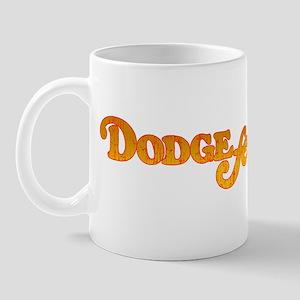 Dodge Fever Mug