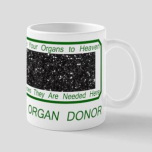 Heaven Knows Mug