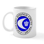 Colorado Springs Chess Night Mug