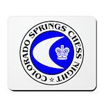Colorado Springs Chess Night Mousepad