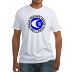 Colorado Springs Chess Night Fitted T-Shirt