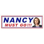 Nancy Pelosi Bumper Sticker (50 pk)