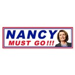 Nancy Pelosi (Bumper Sticker 10 pk)