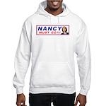 Nancy Pelosi Hooded Sweatshirt
