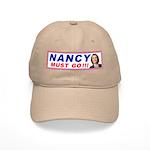 Nancy Pelosi Tan Cap