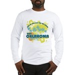 Visit Oklahoma Long Sleeve T-Shirt