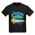 Visit Oklahoma Kids Dark T-Shirt