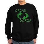 Organ Donor Sweatshirt (dark)
