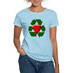 Recycle Life Women's Light T-Shirt