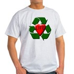 Recycle Life Light T-Shirt