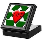Recycle Life Keepsake Box