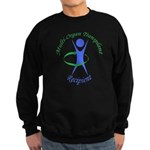 Multi-Organ Transplant Recipi Sweatshirt (dark)