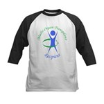 Multi-Organ Transplant Recipi Kids Baseball Jersey