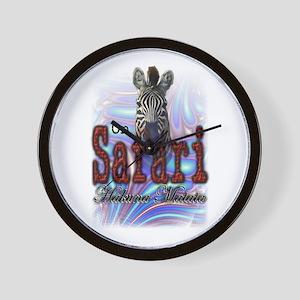 On Safari - Wall Clock