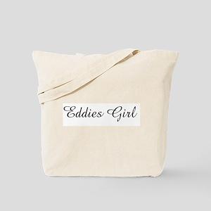 Eddies Girl Tote Bag