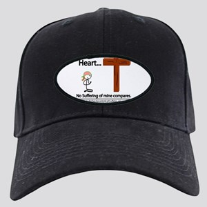 A Humble Heart Black Cap