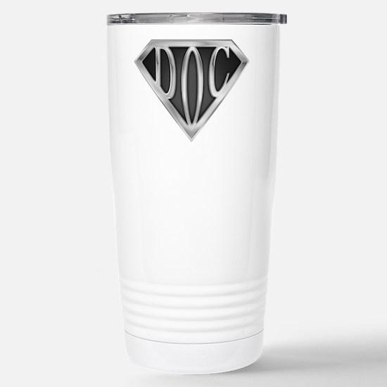 SuperDoc(metal) Stainless Steel Travel Mug