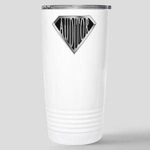 SuperAuditor(metal) Stainless Steel Travel Mug