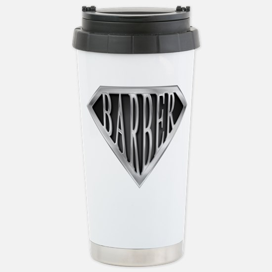 SuperBarber(metal) Stainless Steel Travel Mug
