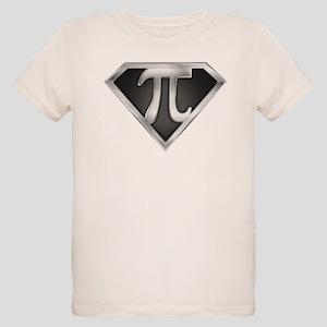 SuperPI(metal) Organic Kids T-Shirt