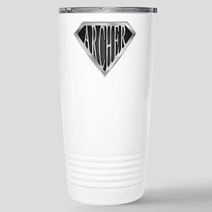 SuperArcher(metal) Stainless Steel Travel Mug