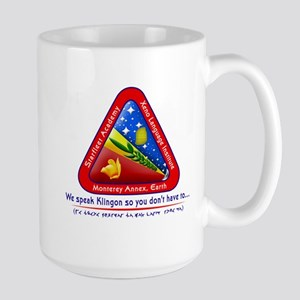 Xeno Language Institute Large Mug