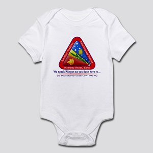 Xeno Language Institute Infant Bodysuit