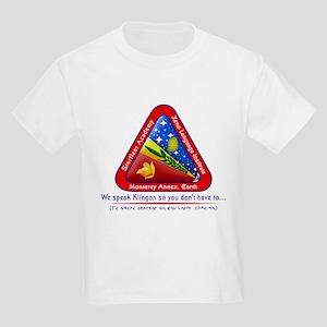 Xeno Language Institute Kids Light T-Shirt