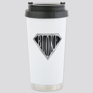 SuperBloke(metal) Stainless Steel Travel Mug