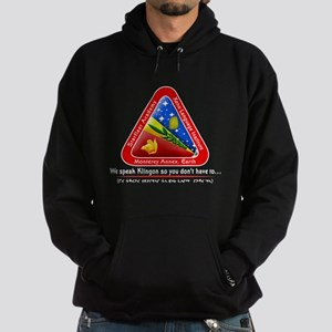 Xeno Language Institute Hoodie (dark)