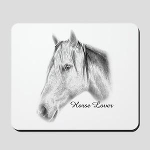 Horse Lover Mousepad