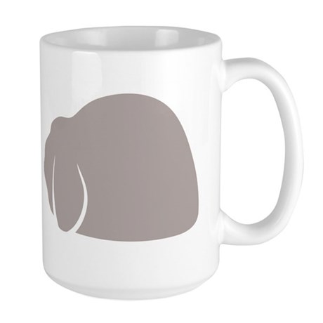 Mini Lop Large Mug
