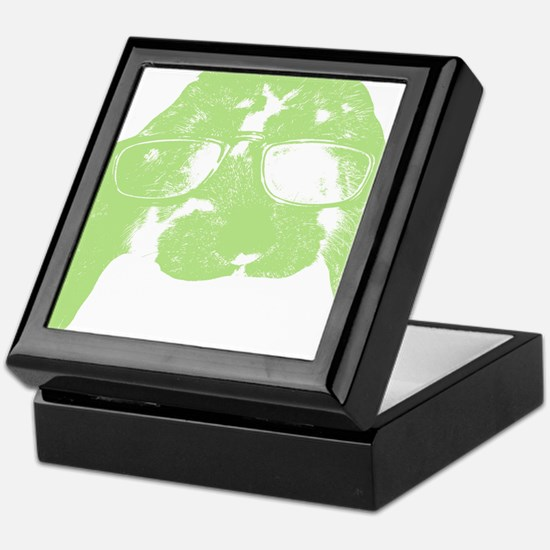 Sun Never Sets on a French Lo Keepsake Box