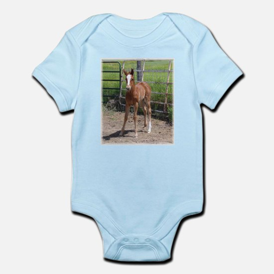 Horses Infant Bodysuit