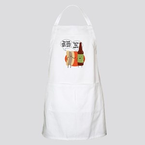 Ale Bratwurst Light Apron
