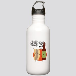 Ale Bratwurst Stainless Water Bottle 1.0L