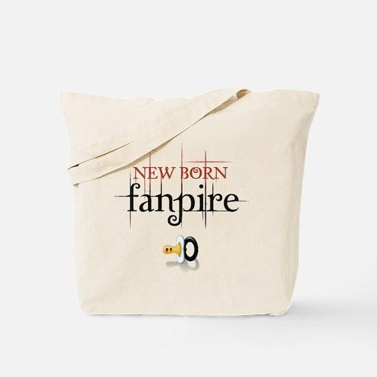 New Born Fanpire Accesories Tote Bag