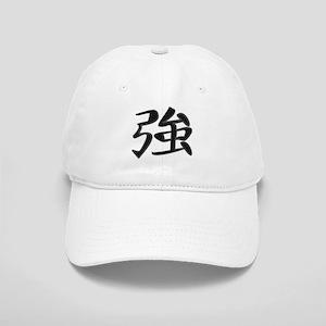 Strength - Kanji Symbol Cap