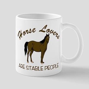 Horse Lovers... Mug