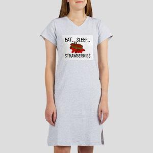 Eat ... Sleep ... STRAWBERRIES T-Shirt