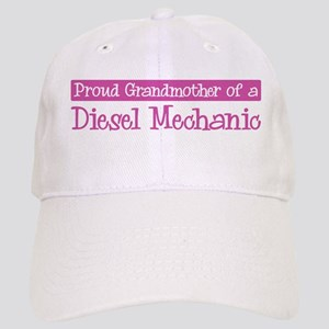Grandmother of a Diesel Mecha Cap