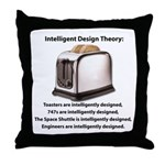 ID Toasters Throw Pillow