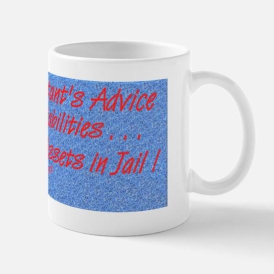 Hi-Tech Accountant Mug