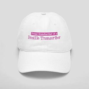 Grandmother of a Braille Tran Cap