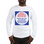 High Interest Rates Long Sleeve T-Shirt