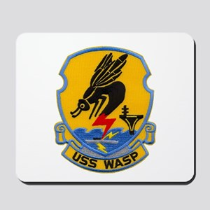 USS WASP Mousepad
