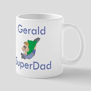Gerald- SuperDad Mug