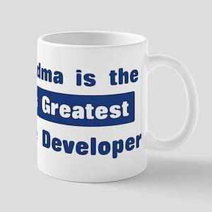 Grandma is Greatest Software Mug