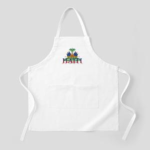 3D Haiti BBQ Apron